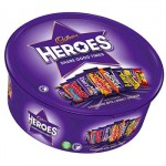 Cadbury Heroes Tub (UK) - 600g