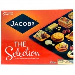 Jacobs Biscuits for Cheese - The Selection Box - 300g (Best Before: 28.03.20) (30% OFF)