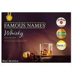 Elizabeth Shaw Famous Names - The Whisky Collection - 185g (SALE)