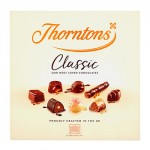 Thorntons Classic Collection Chocolates - 262g (BB: 30.04.21)