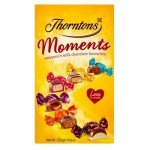 Thorntons Moments Chocolates - 250g (Best Before: 31.03.20) (4 Left)