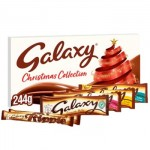 Galaxy Christmas Collection Box - LARGE - 244g