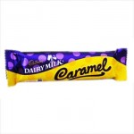 Cadbury CARAMEL Bar (45g) (Best Before: 27.10.20)