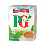 PG Tips Tea - 80s Box - Price Marked (Best Before: 04/2019) **30% OFF**