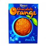 Terrys MILK Chocolate Orange BALL - 157g (Best Before: 12.03.18) **50% OFF - 1 Left**