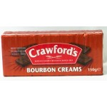 Crawfords Bourbon Creams Biscuits (150g) (Best Before: 28/1/17) **Buy 2 for $10**