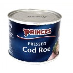 Princes Pressed Cod Roe (SMALL 200g) (Best Before: 05.07.21) (2 for $15)