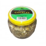 Parsons Pickled COCKLES Jar (155g) (Best Before: 06/2020)