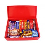 British Chocolate Lovers Hamper (Small)