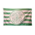 Football Club - CELTIC FLAG (Large) (150x90cm) (5x3ft) **Clearance Stock**