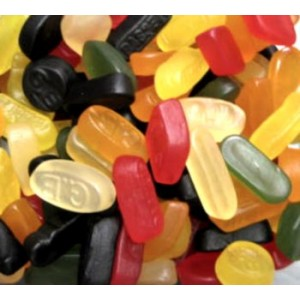 Bassetts Wine Gums  (100g)