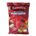 Bassetts Wine Gums (3kg Bag)  (Best Before: 2/5/17)
