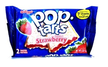 Home » Pop-Tarts - Frosted Strawberry Pouch (104g)