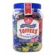 Walkers Nonsuch Assorted Toffees & Chocolate Eclairs JAR - 450g